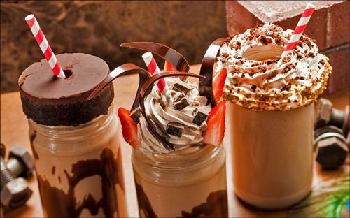 チョコレートスイーツ
