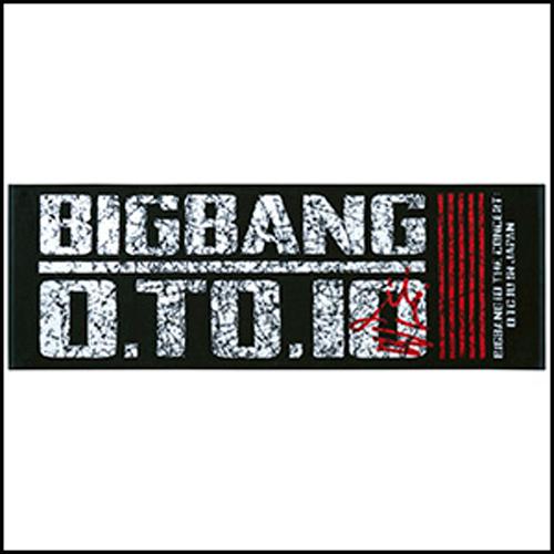 BIGBANG_タオル