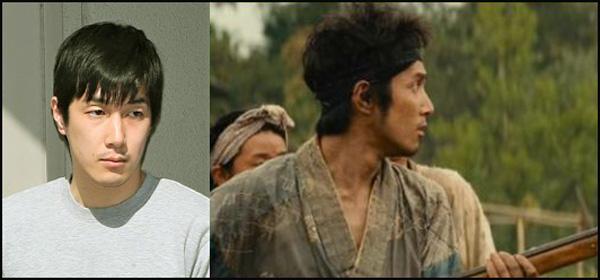 『たたら侍』に出演していた橋爪遼容疑者の役どころは?