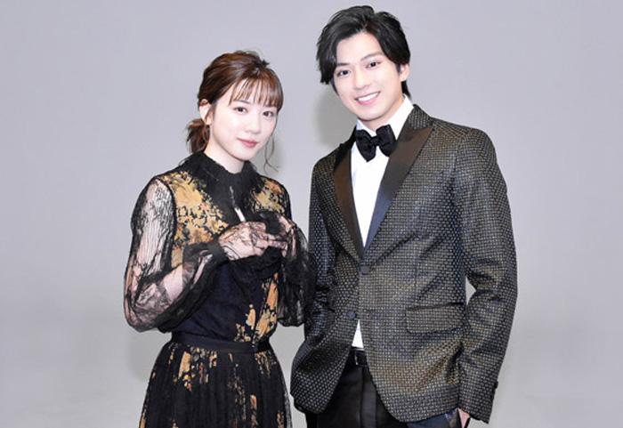 永野芽郁の歴代彼氏⑦ 新田真剣佑