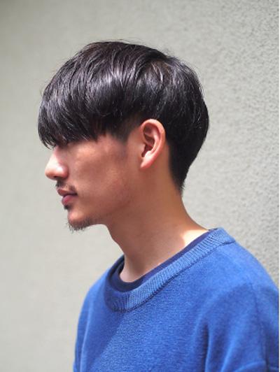 目黒蓮のテクノカットとはどんな髪型?