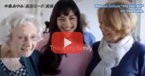 【動画】英語ペラペラ!中条あやみの英語力がヤバい!