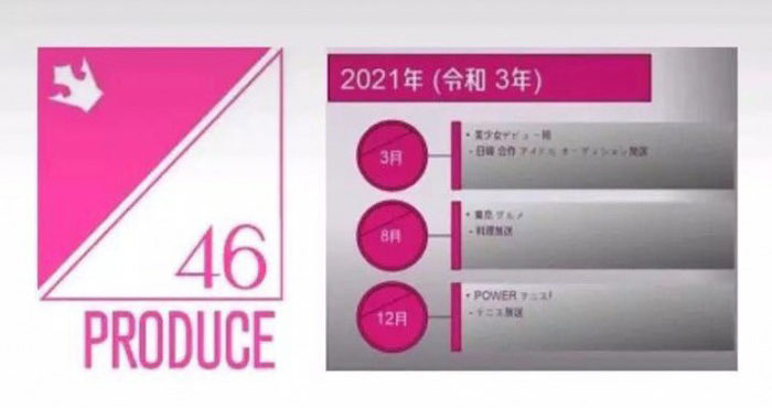 『PRODUCE46』を秋元康がデマだと否定?出演メンバーは?