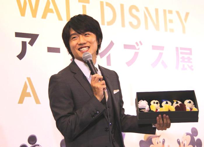 【動画】風間俊介のディズニー愛がガチすぎてうざい?!『マツコの知らない世界』で名言連発!