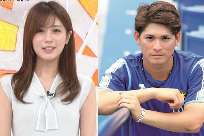 堤礼実アナと神里和毅は2019年から交際!お揃いのブランドのネックレスも…?!