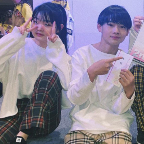 『ENHYPEN』ニキと姉・心暖の顔が激似?!比較画像で検証!
