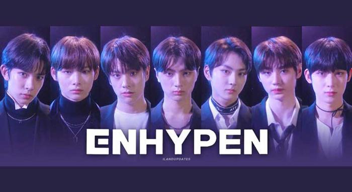ENHYPENのメンバープロフィールを人気順にまとめてみた!