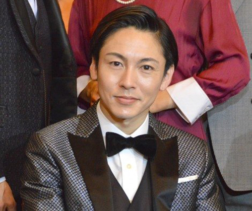 松本まりかの歴代彼氏④ 屋良朝幸(2010年)