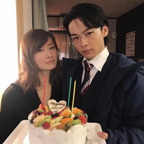 松本まりかの歴代彼氏⑥ 中村倫也(2018年)