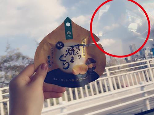 渋谷凪咲の歴代彼氏② 写真の写り込みで公式アカウントから画像流出?