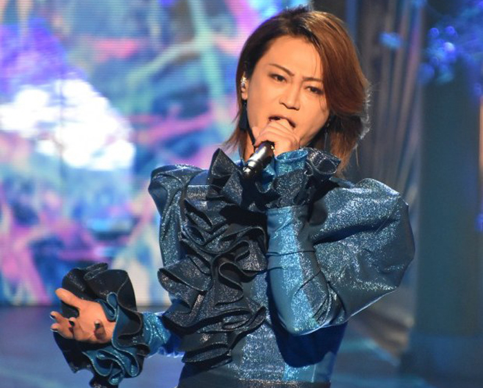 国歌斉唱の有力歌手候補① 氷川きよし