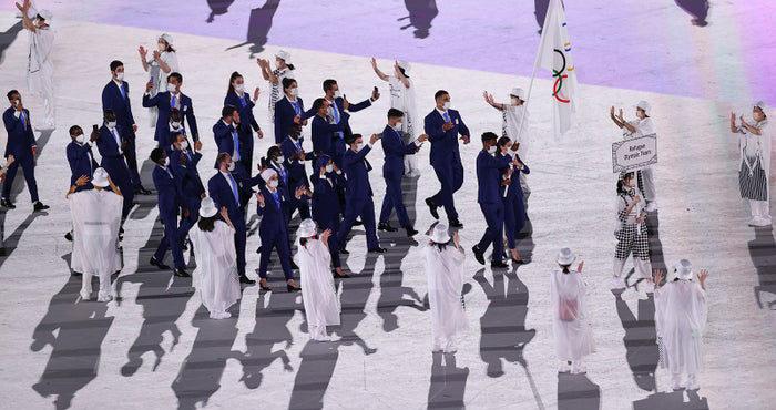 【動画】東京オリンピックの開会式での選手団入場曲まとめ!ゲームファンは大歓喜!