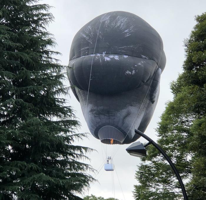 なぜ『首吊り気球』と言われるようになったのか?