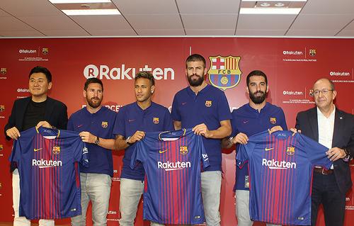 ② バルセロナの所属選手の年俸が高い?
